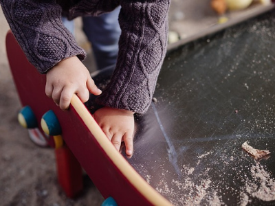 How to get children excited about cleaning