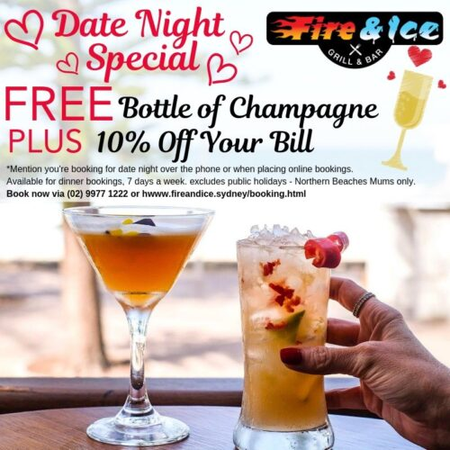 Fire & Ice, Bar and Grill