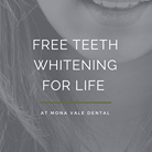 Free Teeth Whitening?