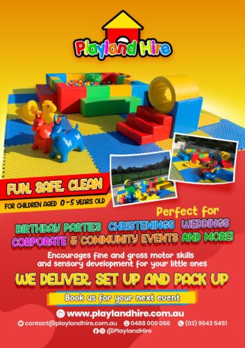Playland Hire