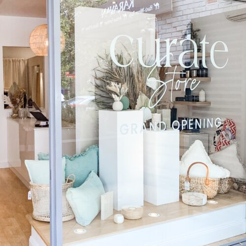 Curate Store