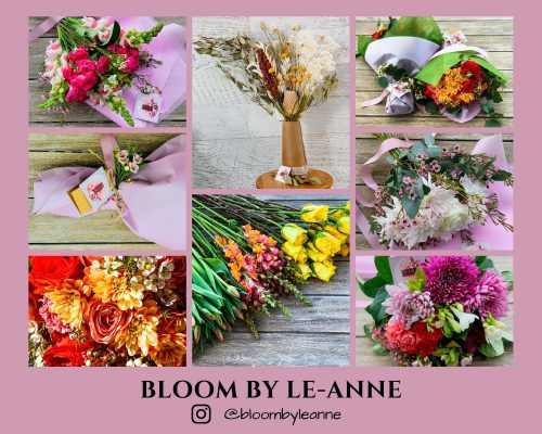BLOOM by Le-Anne