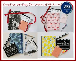 Christmas Gift Packs for Writers