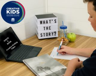 Kids Online Creative Writing Workshops