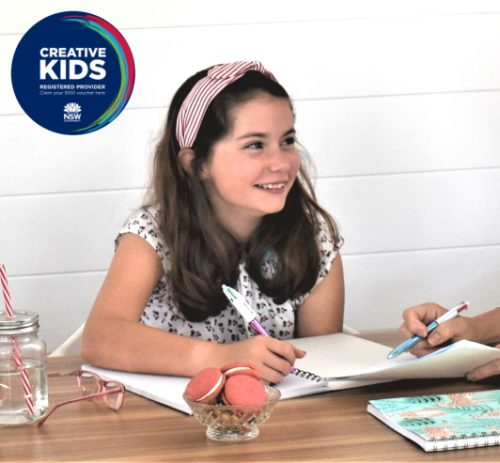 Kids Bespoke Creative Writing Workshops