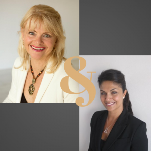 Glynis Howard & Annie Littlehales providing gentle, compassionate and evidence-based Sleep Coaching
