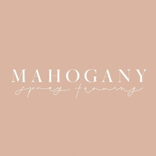 Mahogany Spray Tanning