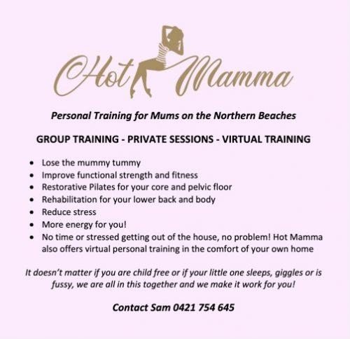 Hot Mamma Personal Training