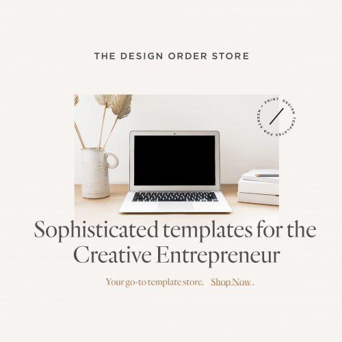 The Design Order