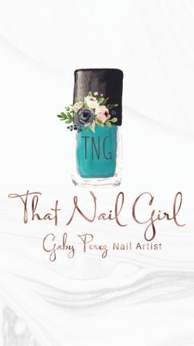 That Nail Girl