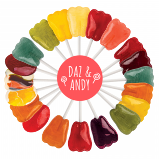 A wheel of pure delight and nothing but natural sugar-free yum!