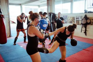 Bulldog Gym Thai Boxing