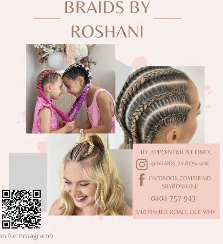 Braids by Roshani