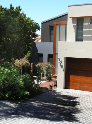 Exterior colour, and interior, on a new build, Northbridge