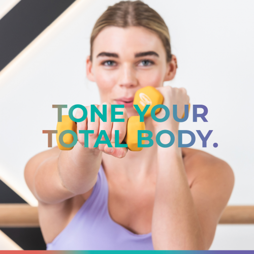 Tone without hours of weights
